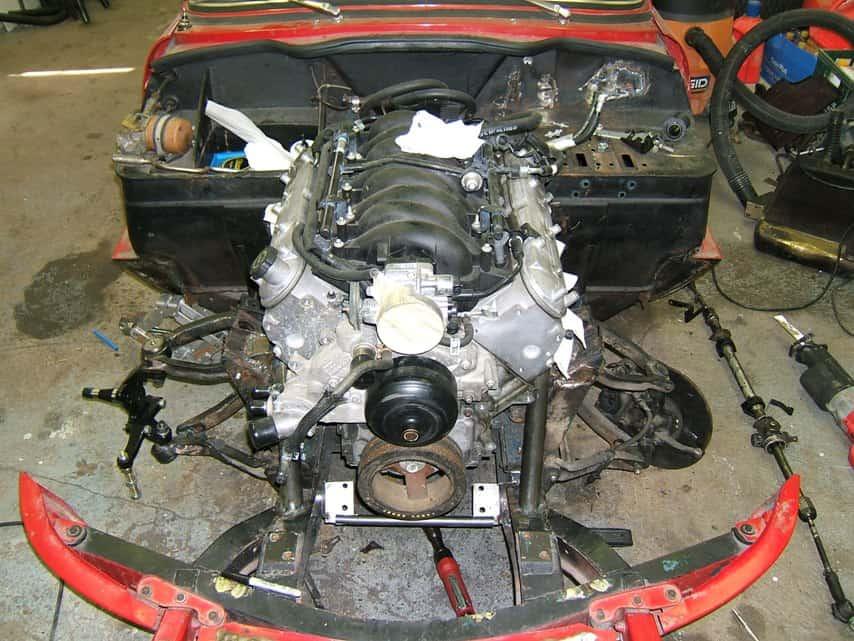 triumph spitfire engine swap v8  triumph  free engine
